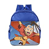 Toddler Kids Avatar The Last Airbender School Backpack Funny Baby Children School Bags