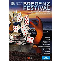 Bregenz Festival - Opera on the Lake Stage