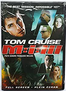 Mission Impossible 3 (Full Screen)