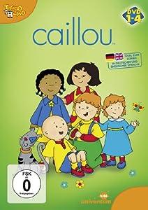 Caillou 01- 04 [4 DVDs]