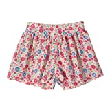 Frugi Pretty Ditsy Shorts Shorts - Honeysuckle Vintage Ditsy