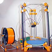 3d Printer Rostock Mini Pro Delta DIY Kit Reprap Replicator Machine