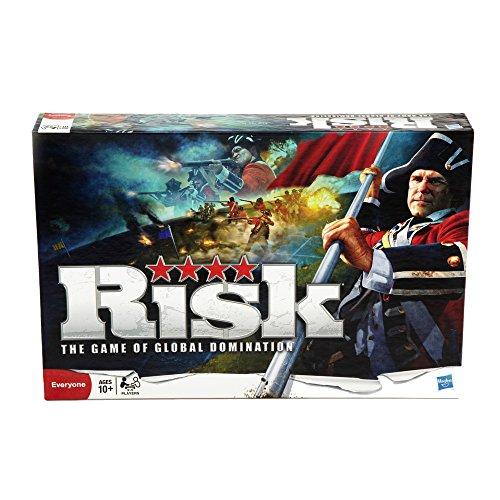 Hasbro, Gioco: Risk Re Invention (versione in Inglese)