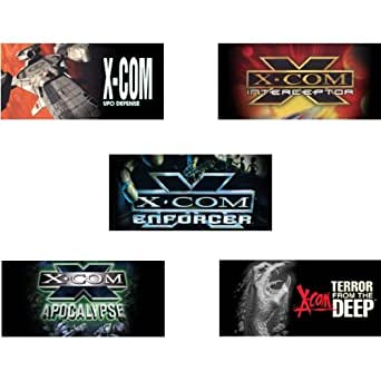 XCOM Classics Pack [Online Steam Code]