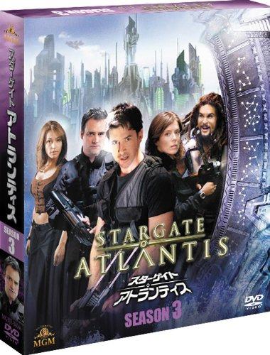 スターゲイト:アトランティス シーズン3 (SEASONSコンパクト・ボックス) [DVD]