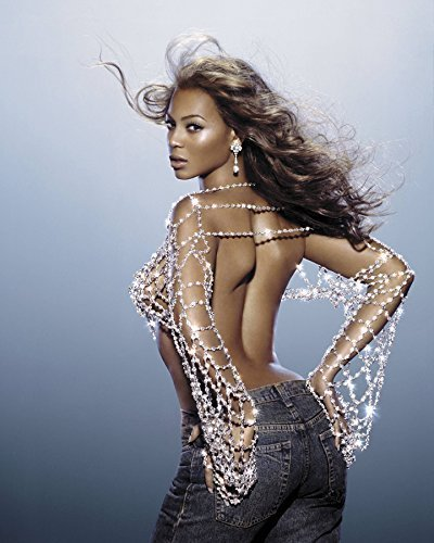 Beyonce 8X10 Poster #RD12 by Baylor Boss [並行輸入品]