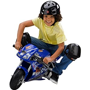 See Razor Pocket Rocket Miniature Electric Bike Full size and View details