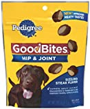 Pedigree-Good-Bites-Hip-and-Joint-Snack-Food-for-Dogs-6.7-Ounce-Pack-of-10