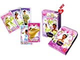 Disney Princess and the Frog - Tiana's Fairytale Game & Pairs Game (2 in 1)