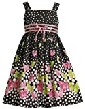 Bonnie Jean Little Girls' Butterfly Print Sundress
