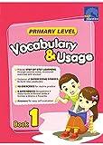Primary Level Vocabulary & Usage book - 1 (Sap)