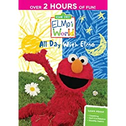 Sesame Street: Elmo's World - All Day With Elmo