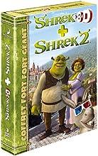 Shrek 3D  Shrek 2 - Coffret 2 DVD