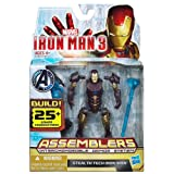 Stealth Tech Iron Man #04 Iron Man 3 Movie Assemblers Action Figure