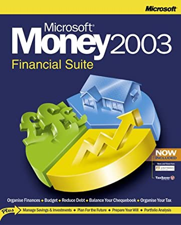 Money 2003 Financial Suite (inc. Tax Saver Deluxe)