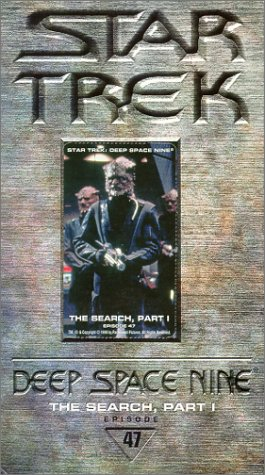 Star Trek Deep 47: Search 1 [VHS] [Import]