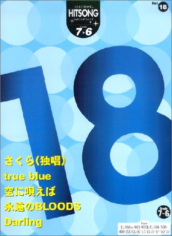 エレクトーングレード7~6級 ヒットソングシリーズ(18)
