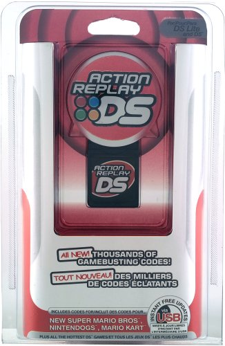 ACTION GAME: Nintendo DS - Action replay DS