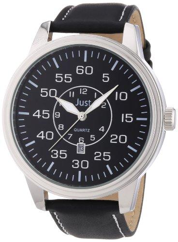 Just Watches 48-S3880-BK - Orologio uomo