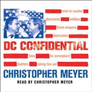 DC Confidential Audiobook