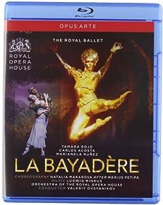 Minkus: La Bayadere [Blu-ray] [2011] by Opus Arte