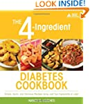 The 4-Ingredient Diabetes Cookbook: S...