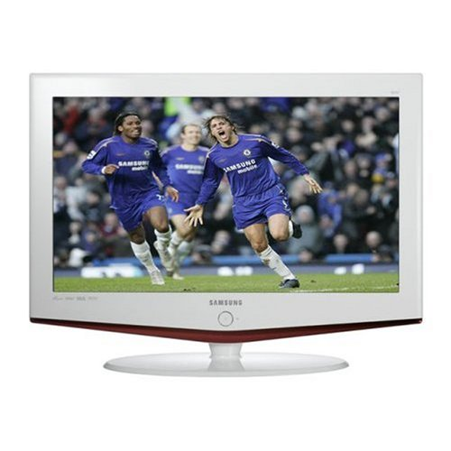 Samsung LE23R71-  23'' Widescreen HD Ready LCD TV - White/Red