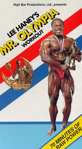 Mr. Olympia Workout [VHS] [Import]