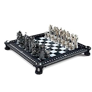 Amazon.com: Harry Potter Final Challenge Chess Set: Toys & Games
