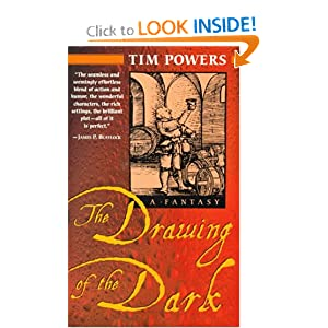 The Drawing of the Dark (Del Rey Impact) by Tim Powers