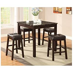Sarah Pub Table Set Kitchen Dining