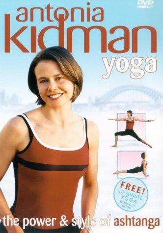 Antonia Kidman Yoga: The Power And Style Of Ashtanga [DVD]