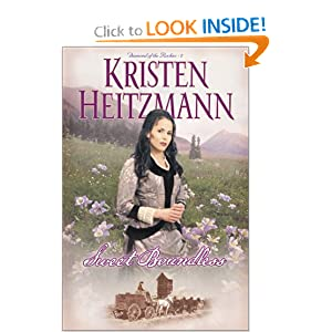 """Sweet Boundless"" by Kristen Heitzmann :Book Review"