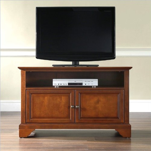 Crosley Furniture Lafayette 42-Inch Tv Stand, Classic Cherry