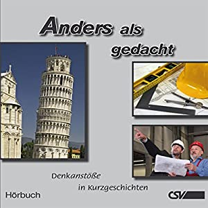 Anders als gedacht Hörbuch