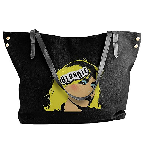 Blondie Handbag For Women Black (Shark Lock Boot compare prices)