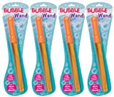 4x Large Bubble Wand in Orange Age 5+
