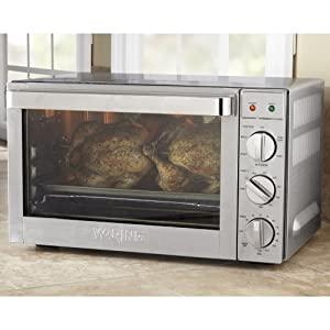 Amazon Com Waring Pro Co1600wr Convection Oven 1 5 Cubic