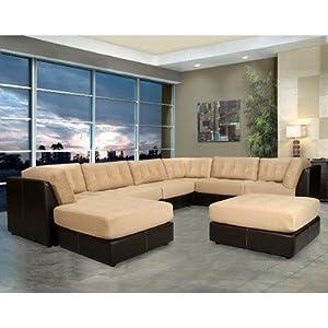 Quantum 6 Piece Modular Sectional Sofa