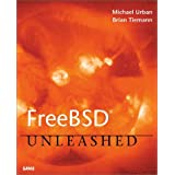 FreeBSD Unleashed (With CD-ROM) ~ Brian Tiemann