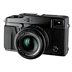 Fujifilm X-Pro 1 16MP Digital Camera with 35mm F1.4 Lens