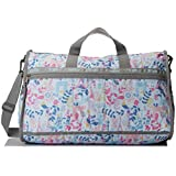 LeSportsac Large Weekender Handbag,Paris In Bloom,One Size