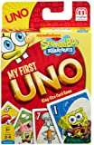 Spongebob Squarepants My First UNO Card Game
