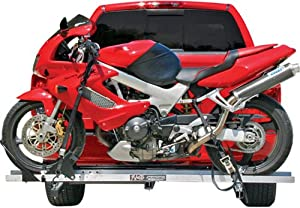 Hitch Mounted Aluminum Sport Bike & Motorcycle Carrier with a 600 lb. Capacity... by Rage Powersports