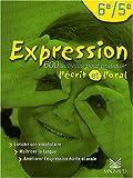 echange, troc Randanne /Damay - Expression 600 activites pour pratiquer l'ecrit et l'oral sixième/cinquième