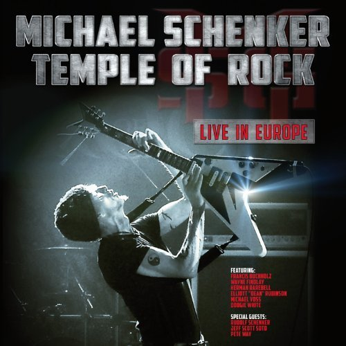 Temple Of Rock: Live In Europe by Schenker, Michael (2013-01-15)