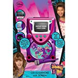 Shake it Up Karaoke System with 5.5-Inch Screen, Purple (68114)