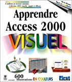 echange, troc Ruth Maran - Apprendre Access 2000 Visuel