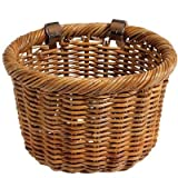 Nantucket Cisco Oval Front Handlebar Bike Basket