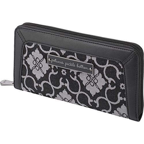 Petunia Pickle Bottom Wanderlust Wallet, London Mist